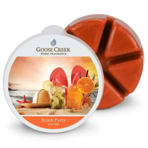 Beach Party Wax melts Goose Creek