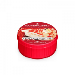 Candy Cane Cheesecake Daylight Country Candle
